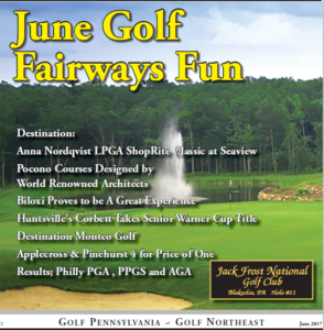 Pennsylvania Golf News June 2017